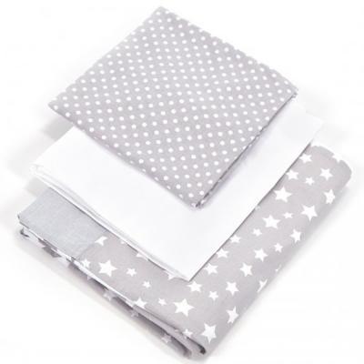 Постельный набор Верес Сменный Smiling Animals white-grey (3 ед.) (154.6.01)