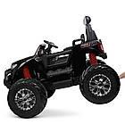 Детский электромобиль Джип Квадроцикл Ford Ranger M 4273ELS-2(24V) автопокраска черный, фото 6