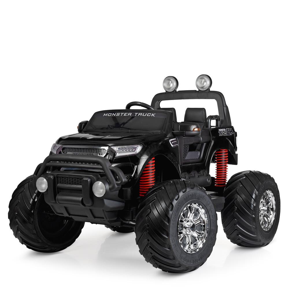 Детский электромобиль Джип Квадроцикл Ford Ranger M 4273ELS-2(24V) автопокраска черный