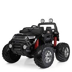 Детский электромобиль Джип Квадроцикл Ford Ranger M 4273ELS-2(24V) автопокраска черный **