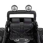 Детский электромобиль Джип Квадроцикл Ford Ranger M 4273ELS-2(24V) автопокраска черный, фото 9