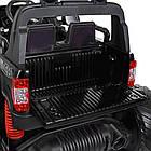 Детский электромобиль Джип Квадроцикл Ford Ranger M 4273ELS-2(24V) автопокраска черный, фото 8