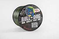 "Леска карповая Carp Zoom ""Bull-Dog"" (1000 м.) 0.31 мм."