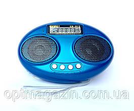 Стерео колонка Kipo KB-815 2W, FM MP3/ Портативная колонка KB-815