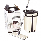 [ОПТ] Плоская швабра с полосканием и отжимом cleaning mop, фото 4
