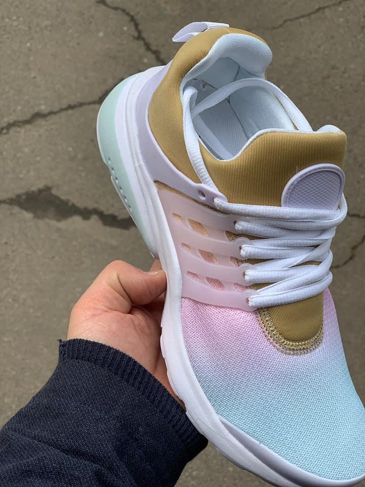 Женские кроссовки Nike presto