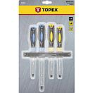 Отвертка Topex набор 4 шт. (39D884), фото 2
