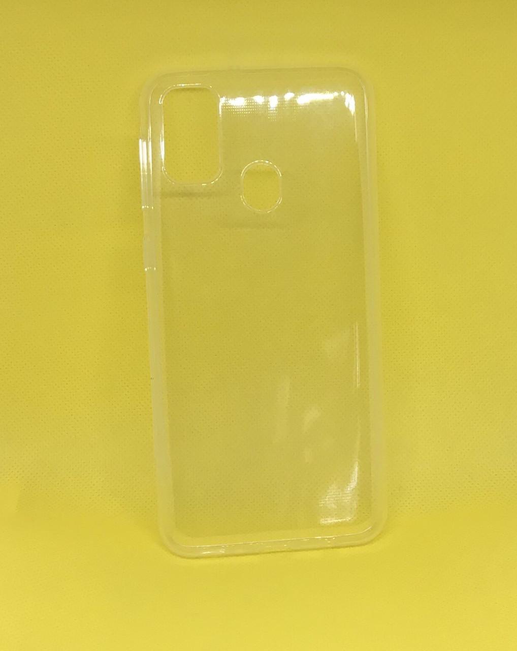 Samsung Galaxy M31 2020 (M315F) чехол/ бампер/ накладка прозрачный силиконовый ультратонкий