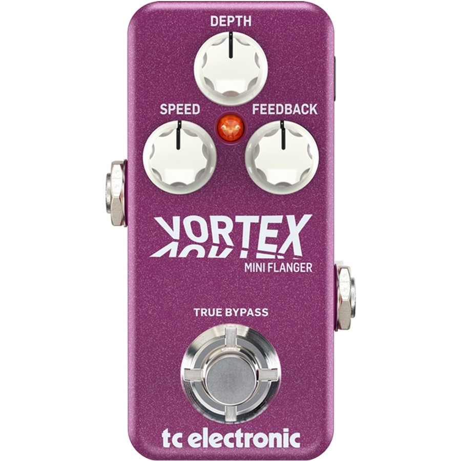 Педаль для електрогітари TC Electronic Vortex Mini Flanger