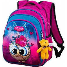 Рюкзак школьный для девочек Winner One R2-162