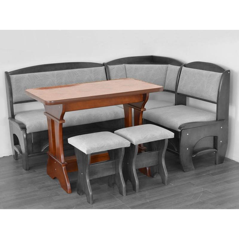 """Комплактний кухонний стіл """"Софі-2"""" (різні кольори на вибір) 100*60см"""