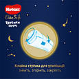 Підгузки-трусики Huggies Elite Soft Нічні 5 (12-17кг), 17шт, фото 9