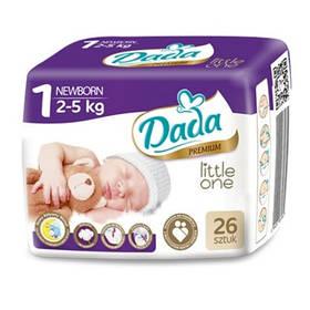 Подгузники Dada Little One 1 Newborn Premium (26 шт / 2-5 кг)