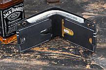 Мужской кошелек mod.Harriz чёрный, фото 3