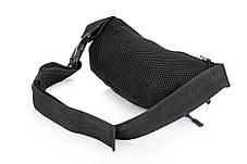 Поясная сумка SOLT черная, фото 3