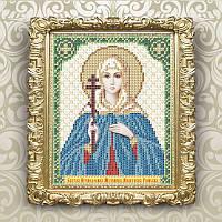 Схема для вишивки бисером Святая Преподобная Мученица Анастасия Римская VIA5155