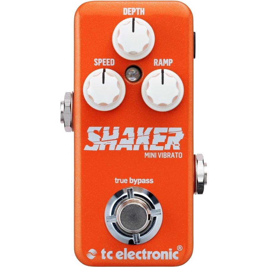 Педаль ефектів для гітари TC ELECTRONIC SHAKER Mini Vibrato