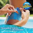 Трусики для плавання Huggies Little Swimmers 3-4 (7-15кг), 12шт, фото 4