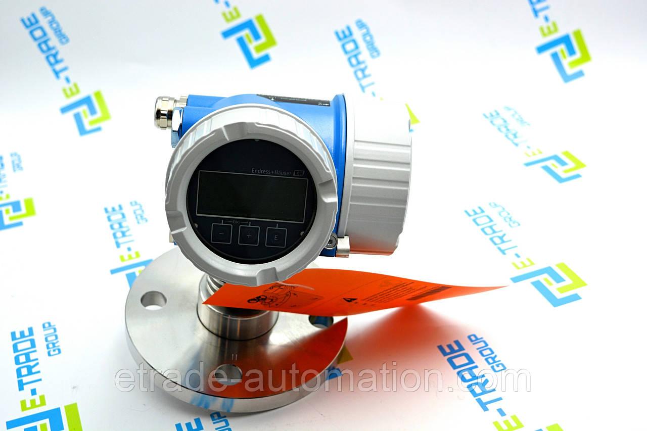 Рівнемір Endress + Hauser Micropilot FMR52