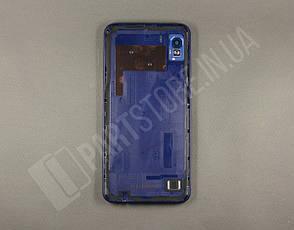 Cервисная оригинальная задняя Крышка Samsung A105 Blue A20 2019 (GH82-19506B), фото 2