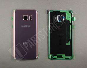 Cервисная оригинальная задняя Крышка Samsung G930 Pink S7 (GH82-11514E), фото 2