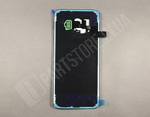 Крышка Samsung G955 Black S8 Plus (GH82-14038A) сервисный оригинал, фото 2