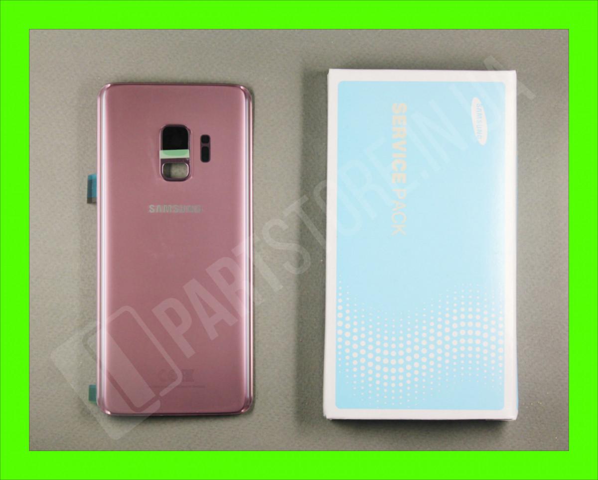 Крышка Samsung G960 Lilac Purple S9 (GH82-15926B) сервисный оригинал