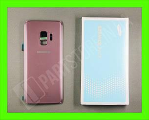 Крышка Samsung G960 Lilac Purple S9 (GH82-15926B) сервисный оригинал, фото 2