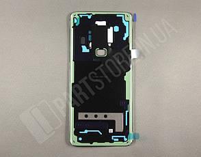 Крышка Samsung G965 Grey S9 Plus (GH82-15724C) сервисный оригинал, фото 2
