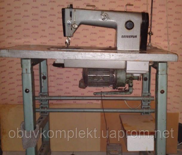 Машинка швейная обувная Минерва