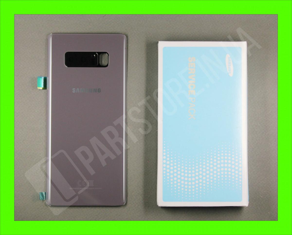 Cервисная оригинальная задняя Крышка Samsung N950 Grey note 8 (GH82-15015C)