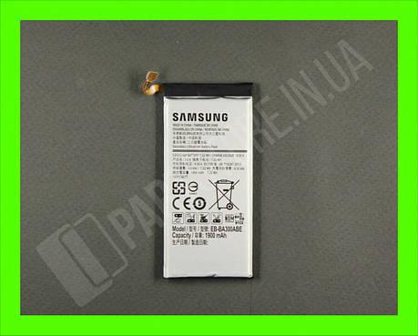 Аккумулятор Samsung A300 A3 2015 (EB-BA300ABE) GH43-04381B сервисный оригинал, фото 2