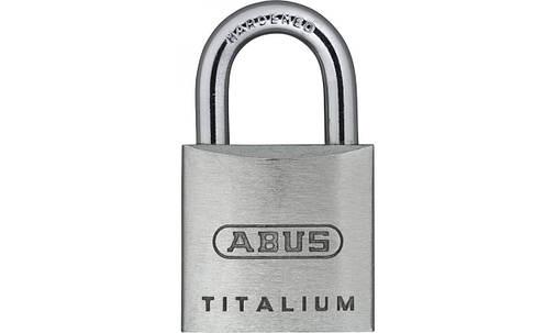 Замок навісний ABUS 64TI/25 Titalium, фото 2