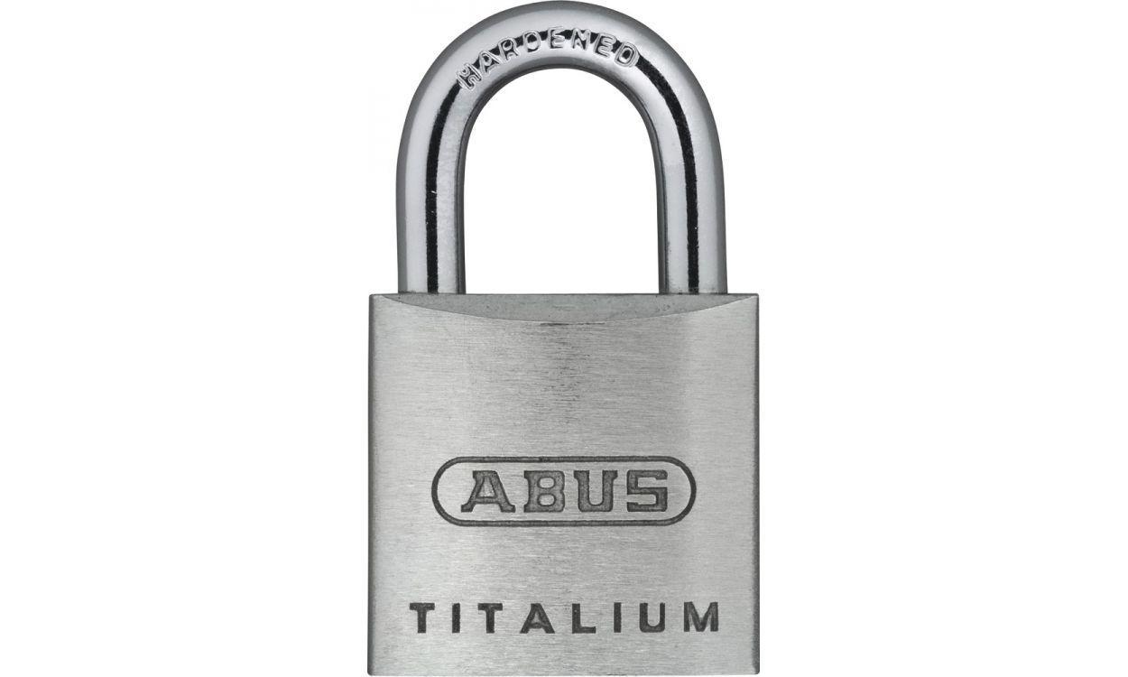 Замок навісний ABUS 64TI/25 Titalium