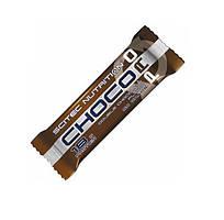 Протеиновый батончик Scitec Nutrition Choco Pro 55g (ДВОЙНОЙ ШОКОЛАД)