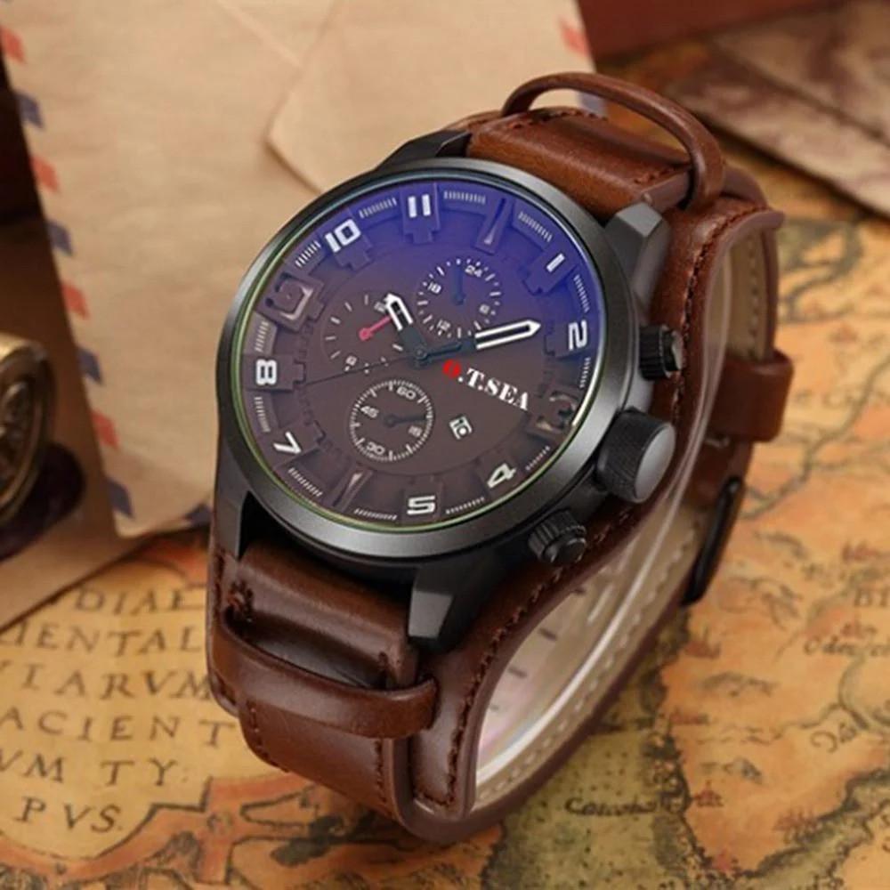 Часы  мужские браслет