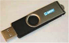 USB-накопитель с лицензионным ключом для FarmOnline