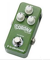 Педаль ефектів для гітари TC ELECTRONIC CORONA Mini Chorus