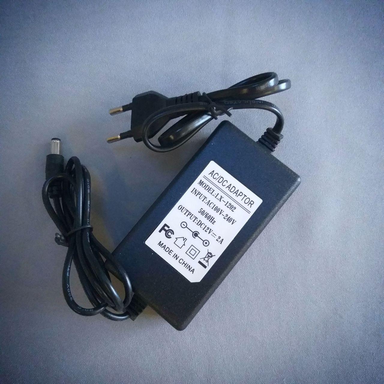 Блок питания QL 12-24W PLASTIC IP44