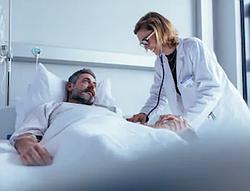Общий уход за лежачими больными