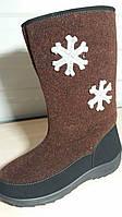 Валенки женские зимняя молдавская обувь оптом