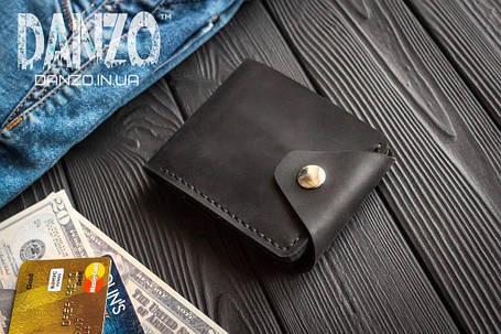 Мужской кошелек mod.Soderberg чёрный, фото 2