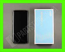 Дисплей Samsung g950 gold s8 (GH97-20457F) сервисный оригинал в сборе с рамкой