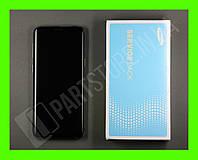 Дисплей Samsung g960 Gray s9 (GH97-21696C) сервисный оригинал в сборе с рамкой