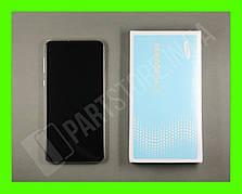 Дисплей Samsung g970 White s10e (GH82-18852B) сервисный оригинал в сборе с рамкой