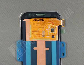 Дисплей Samsung j110 Black j1 2015 (GH97-17843B) сервисный оригинал, фото 2