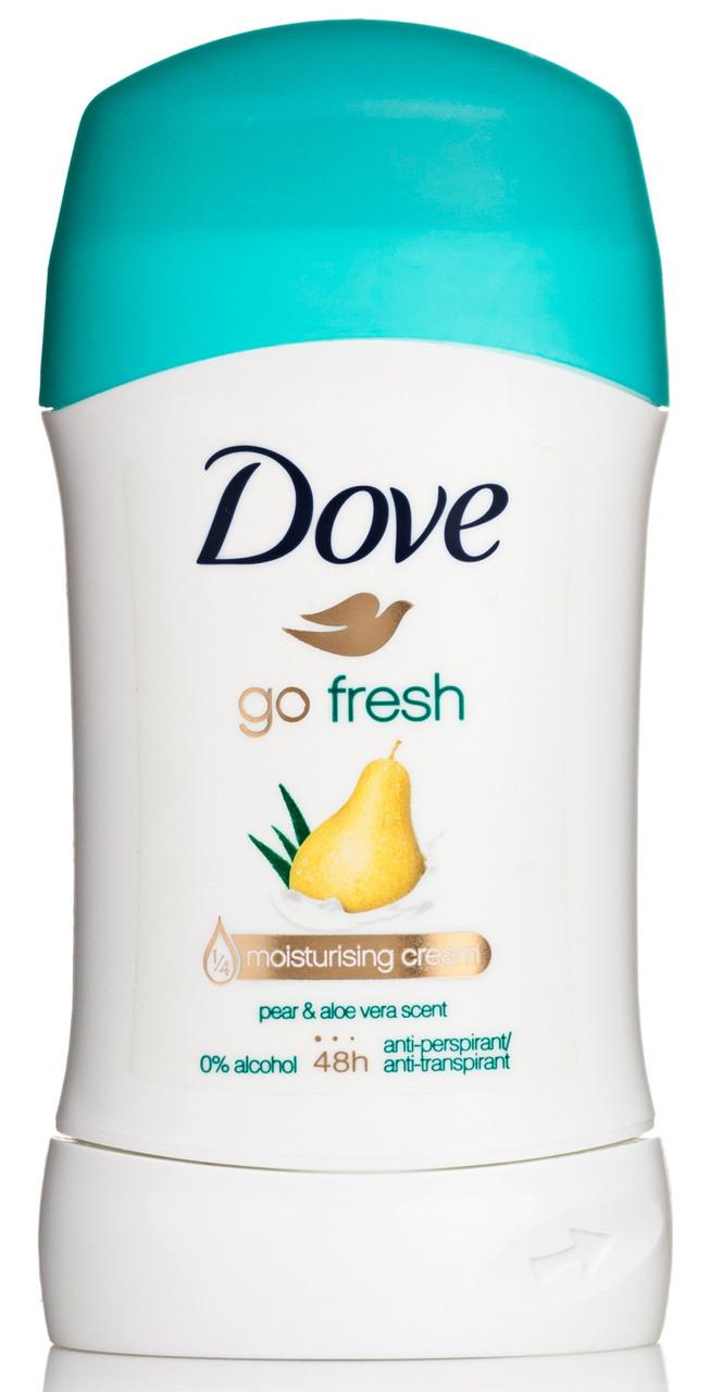 Дезодорант Dove стик Go Fresh Груша 40 мл антиперспирант
