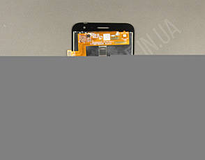 Дисплей Samsung j260 black j2 Core 2018 (GH97-22242A) сервисный оригинал, фото 3