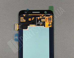 Дисплей Samsung J500 White J5 2015 (GH97-17667A) сервисный оригинал, фото 2