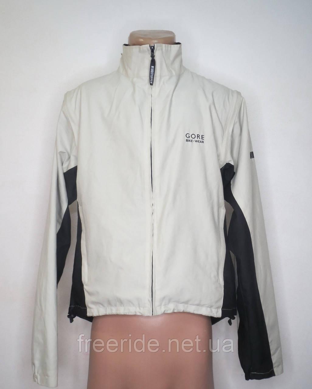 Веловетровка / жилетка GORE Bike wear (M) windstopper